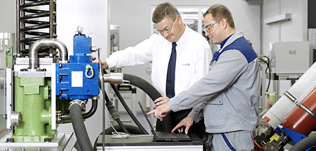 Maintenance and Repair for Voith Actuators and Control Systems on Gas Turbines, Steam Turbines and Compressors